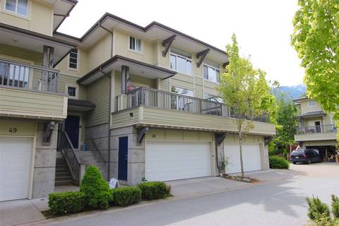 Townhouse for sale at 40632 Government Rd Unit 48 Squamish British Columbia - MLS: R2359891
