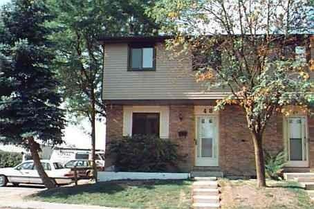 House for sale at 48-45 Hansen Road Brampton Ontario - MLS: W4297967