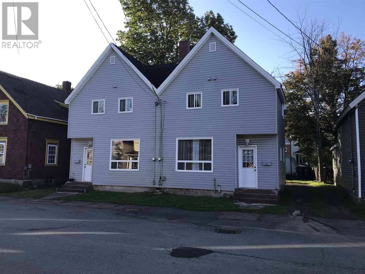 Townhouse for sale at 50 Centre St Unit 48 Truro Nova Scotia - MLS: 201923251