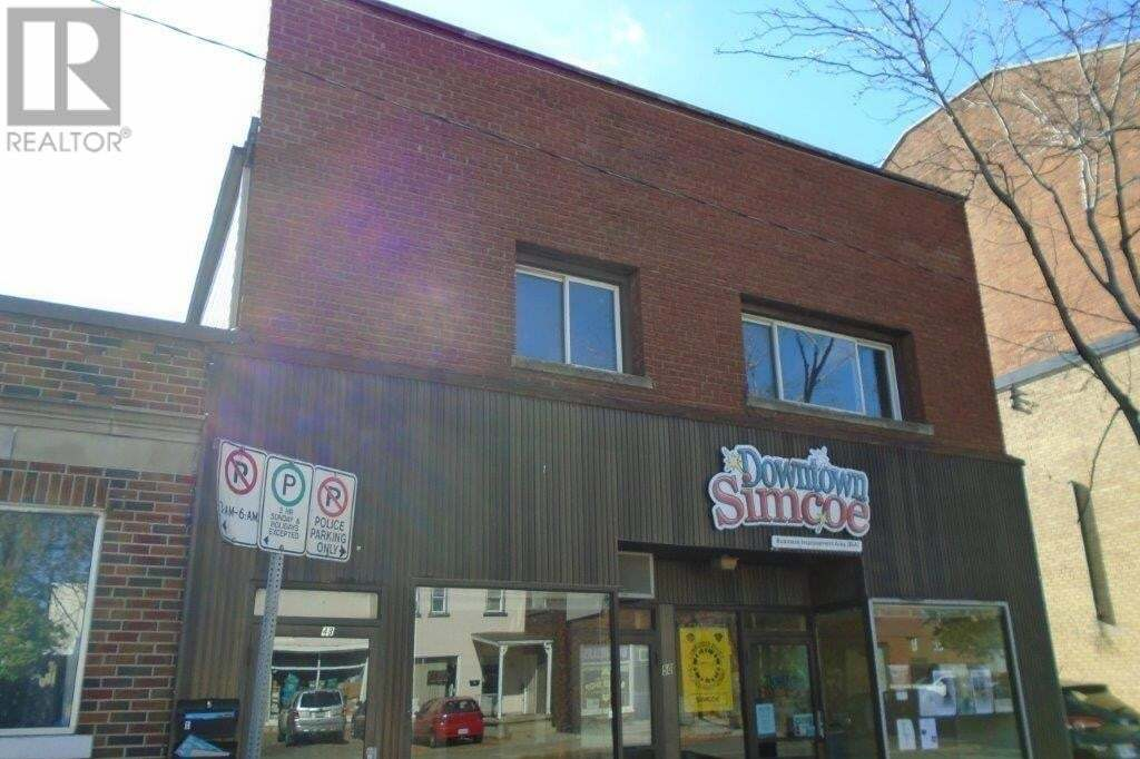 Commercial property for sale at 48 Peel St Simcoe Ontario - MLS: 30782308