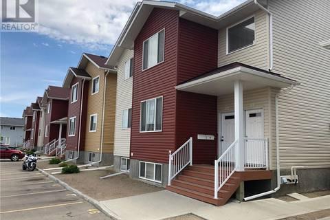 Townhouse for sale at 5004 James Hill Rd Unit 48 Regina Saskatchewan - MLS: SK776415
