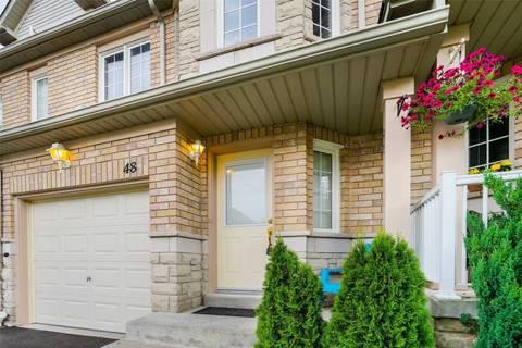 Condo for sale at 5260 Mcfarren Blvd Unit 48 Mississauga Ontario - MLS: W4518012