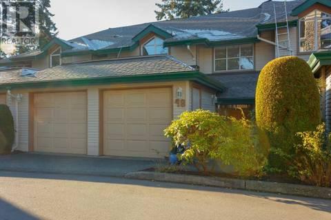 Townhouse for sale at 530 Marsett Pl Unit 48 Victoria British Columbia - MLS: 412686