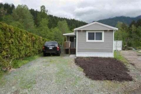 Residential property for sale at 65367 Kawkawa Lake Rd Unit 48 Hope British Columbia - MLS: R2459674