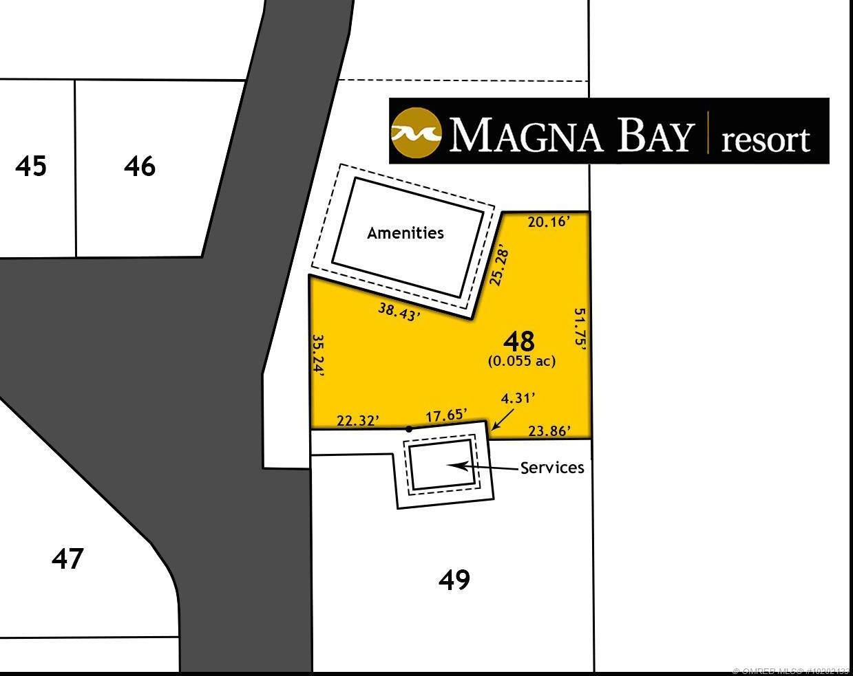 Residential property for sale at 6853 Squilax-anglemont Hy Unit 48 Magna Bay British Columbia - MLS: 10202133