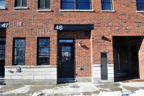 Condo for sale at 70 Plains Rd Unit 48 Burlington Ontario - MLS: W4672556