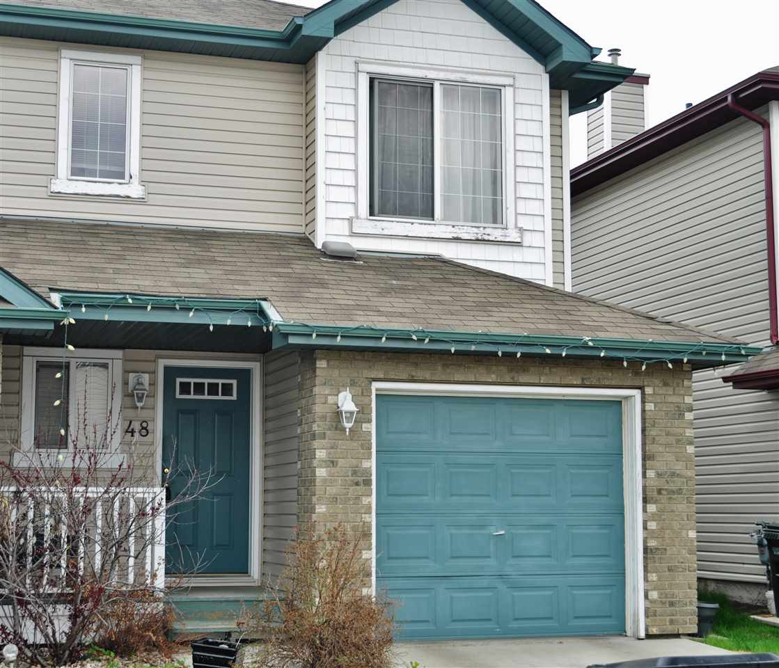 For Sale: 48 - 700 Bothwell Drive, Sherwood Park, AB | 3 Bed, 1 Bath Condo for $274,800. See 12 photos!