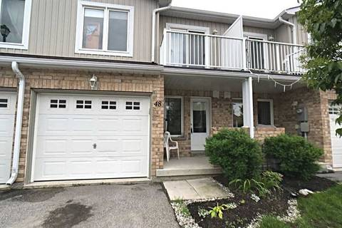 Townhouse for sale at 75 Prince William Wy Unit 48 Barrie Ontario - MLS: S4491391