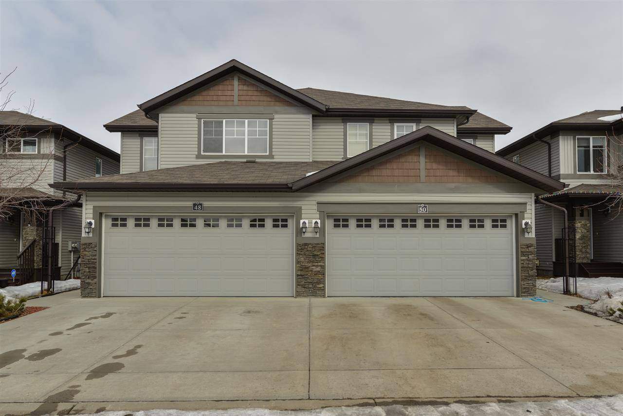 Townhouse for sale at 8602 Southfort Blvd Unit 48 Fort Saskatchewan Alberta - MLS: E4187808