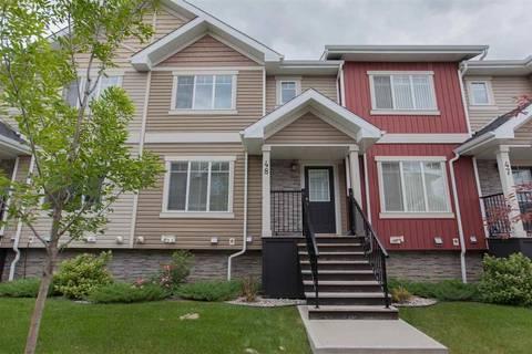 Townhouse for sale at 9535 217 St Nw Unit 48 Edmonton Alberta - MLS: E4164478