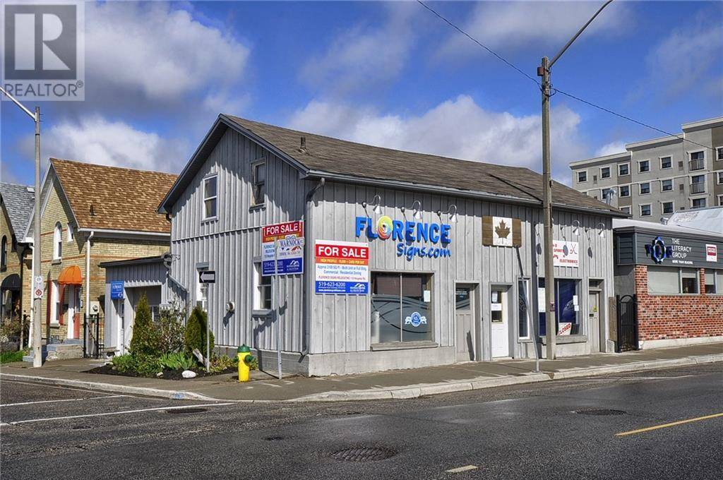 Commercial property for sale at 48 Ainslie St South Cambridge Ontario - MLS: 30802704