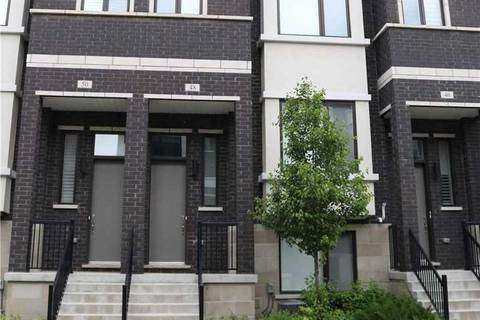 Townhouse for rent at 48 Ambler Ln Richmond Hill Ontario - MLS: N4537156