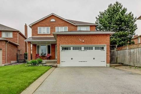 House for sale at 48 Bella Vista Ct Vaughan Ontario - MLS: N4482700
