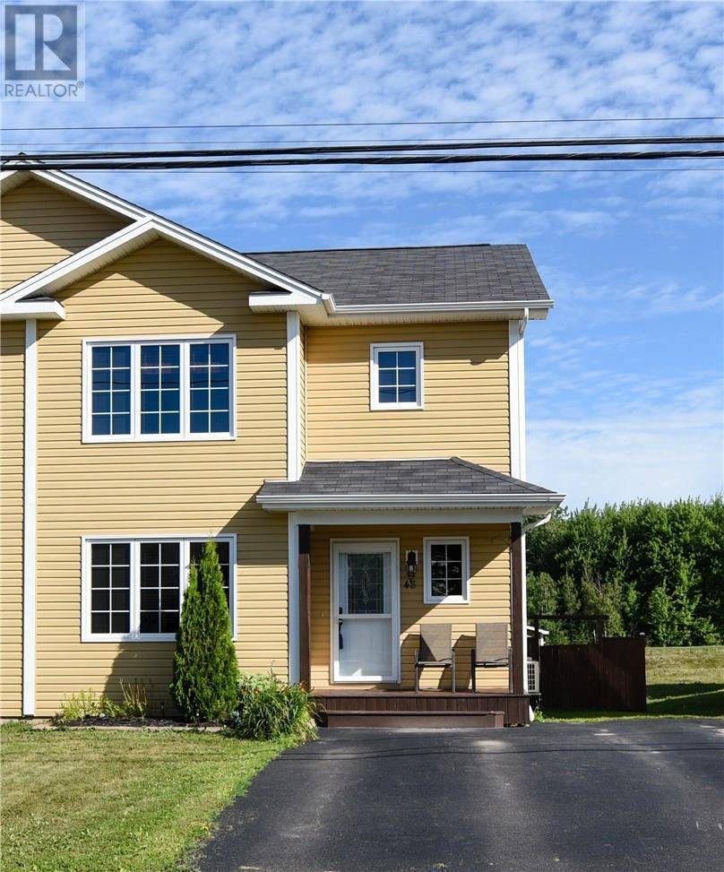 House for sale at 48 Belle Foret  Dieppe New Brunswick - MLS: M124911