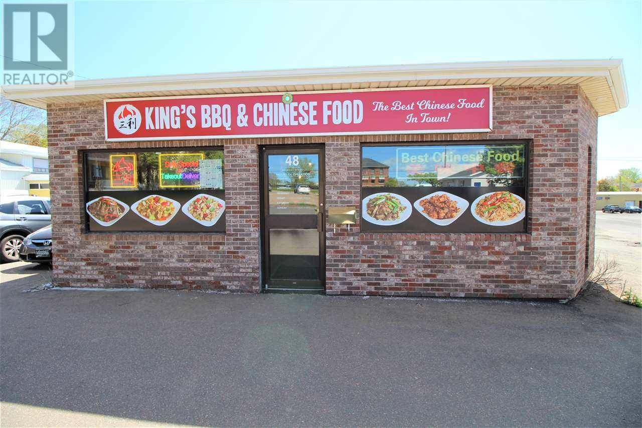 Commercial property for sale at 48 Belmont St Charlottetown Prince Edward Island - MLS: 202004204
