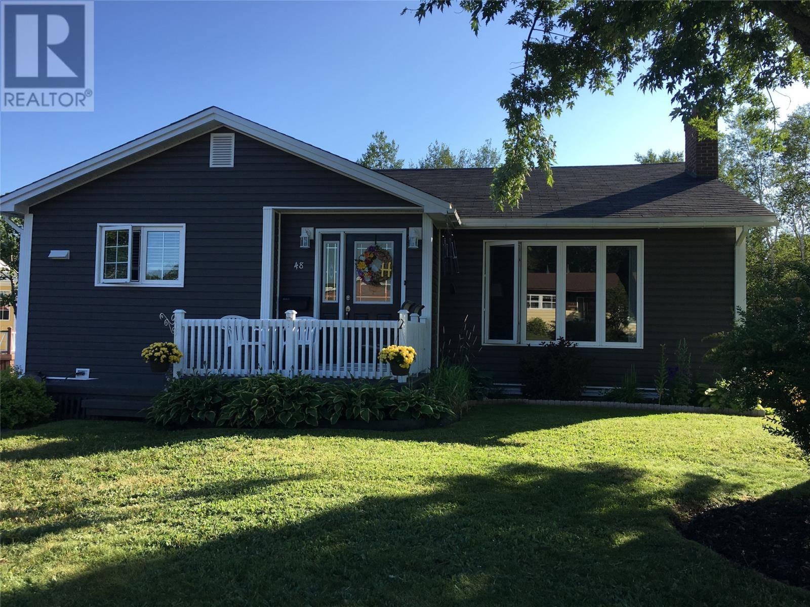House for sale at 48 Bennett Dr Gander Newfoundland - MLS: 1197073