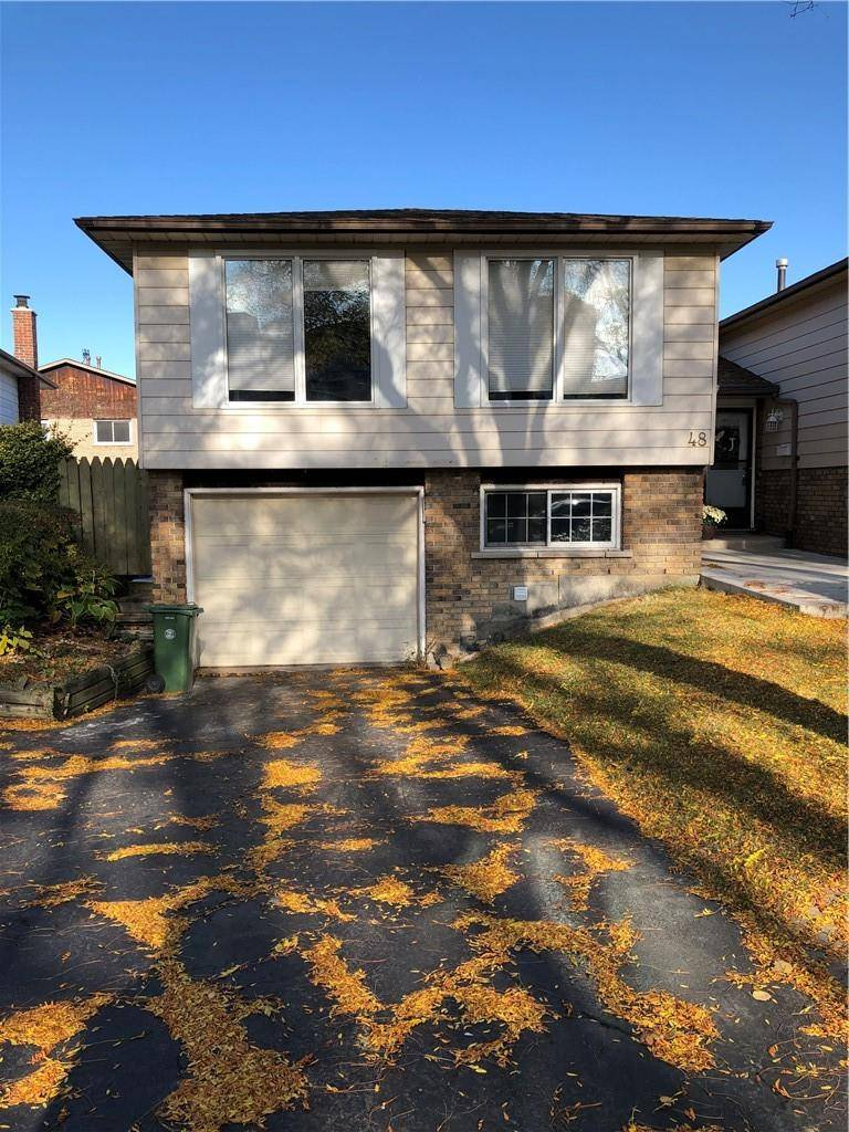 House for rent at 48 Beston Dr Hamilton Ontario - MLS: H4066449