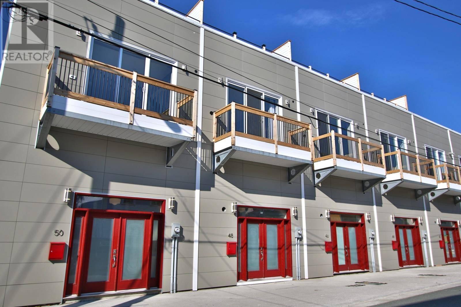House for rent at 48 Brine St St. John's Newfoundland - MLS: 1202702