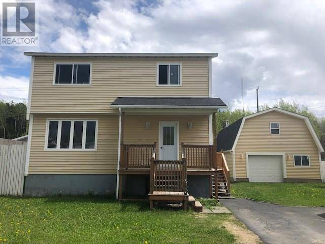 House for sale at 48 Brown Ave Grand Falls-windsor Newfoundland - MLS: 1197239