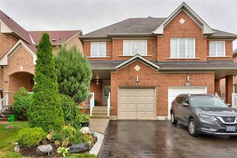 Townhouse for sale at 48 Cadillac Cres Brampton Ontario - MLS: W4560537