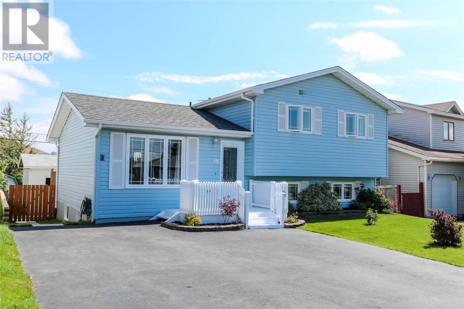 House for sale at 48 Carlisle Dr Paradise Newfoundland - MLS: 1200343
