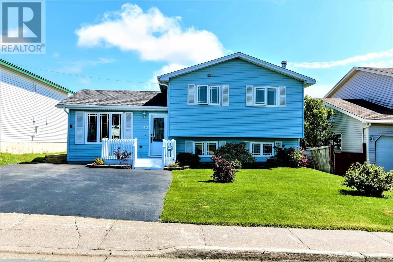 House for sale at 48 Carlisle Dr Paradise Newfoundland - MLS: 1210179