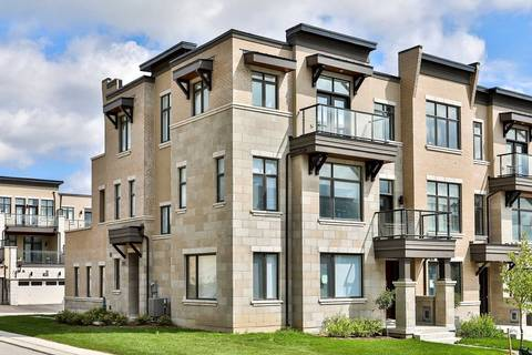 Townhouse for sale at 48 Carrville Woods Circ Vaughan Ontario - MLS: N4541425