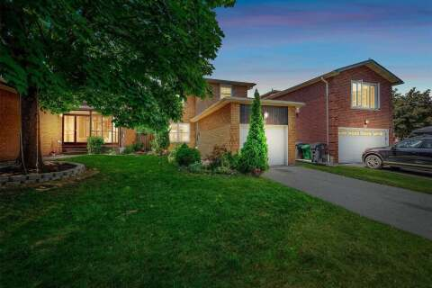 House for sale at 48 Cashel St Brampton Ontario - MLS: W4813105