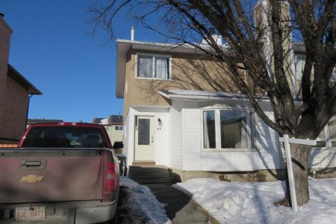 Townhouse for sale at 48 Castleglen Rd NE Calgary Alberta - MLS: A1056851