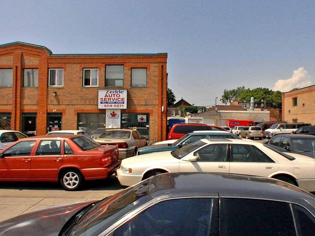 48 Cawthra Avenue Toronto