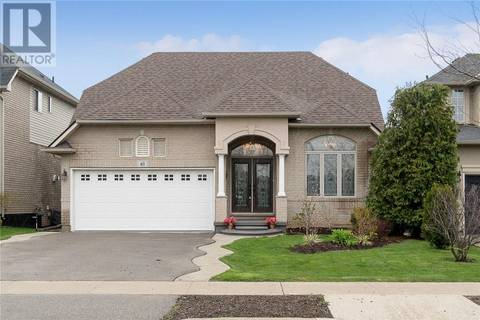 House for sale at 48 Chambers Dr Hamilton Ontario - MLS: 30730564