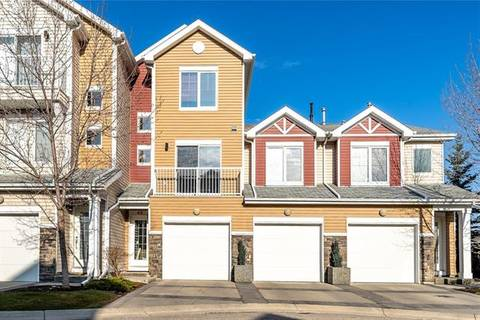 Townhouse for sale at 48 Chaparral Ridge Pk Southeast Calgary Alberta - MLS: C4290387