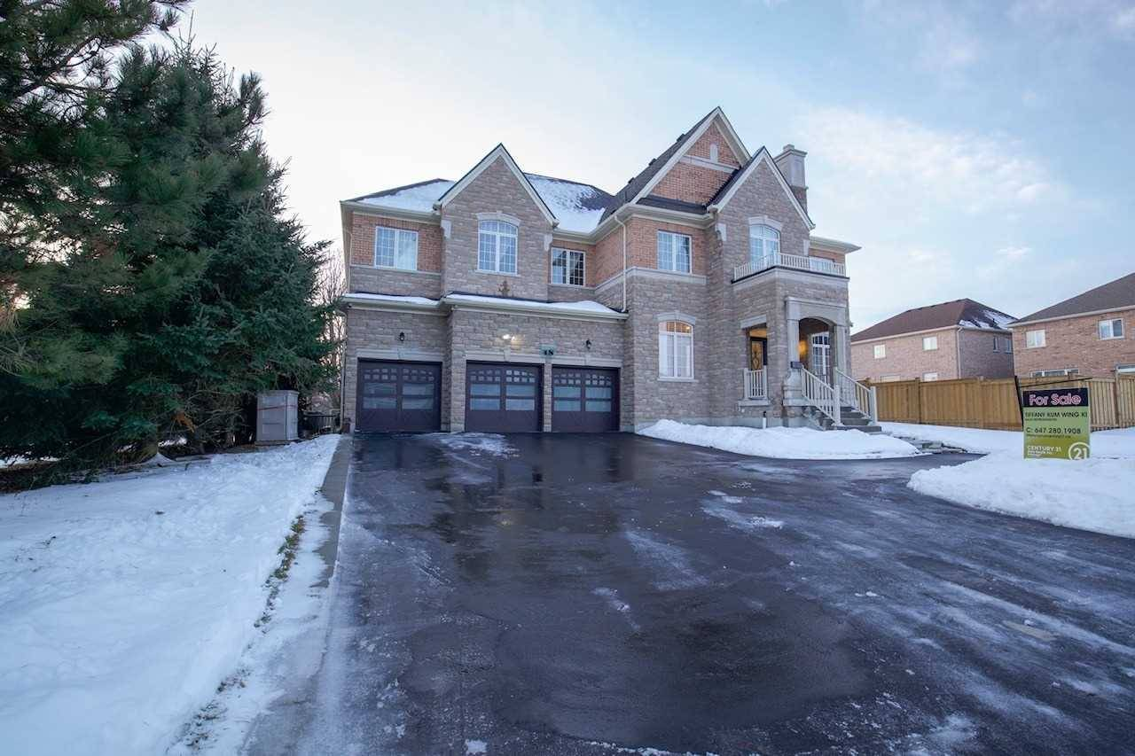House for sale at 48 Cloverhill Cres Innisfil Ontario - MLS: N4633334