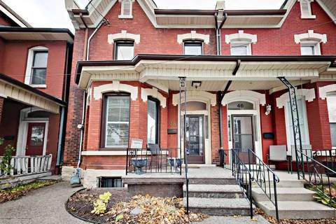 Townhouse for sale at 48 Colbourne St Hamilton Ontario - MLS: X4530787
