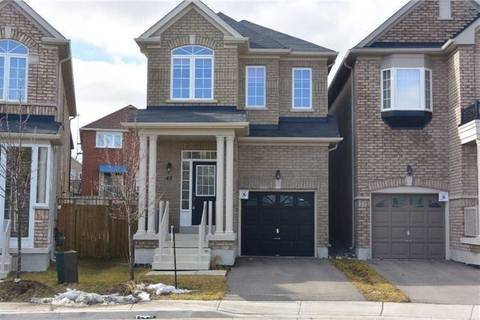 Residential property for sale at 48 Coleluke Ln Markham Ontario - MLS: N4690048