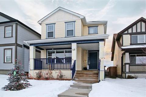 House for sale at 48 Copperstone Te Southeast Calgary Alberta - MLS: C4283395