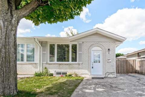Townhouse for sale at 48 Crawford Dr Brampton Ontario - MLS: W4920173