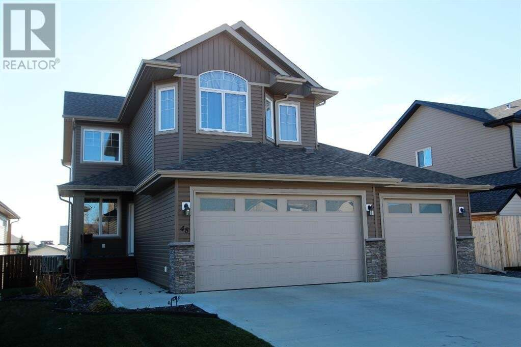 House for sale at 48 Cyprus Rte Blackfalds Alberta - MLS: A1007140