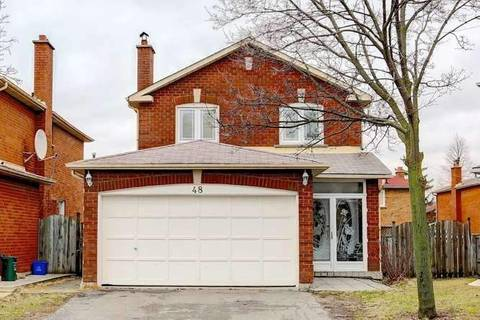 House for sale at 48 Daffodil Pl Brampton Ontario - MLS: W4414292