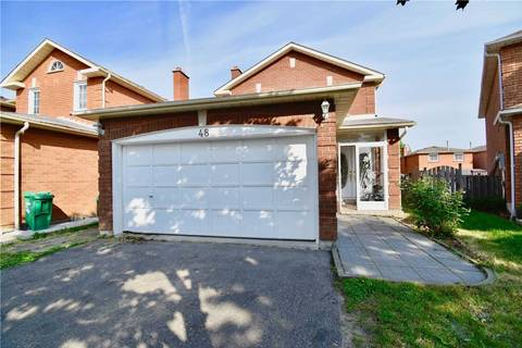 House for sale at 48 Daffodil Pl Brampton Ontario - MLS: W4556644