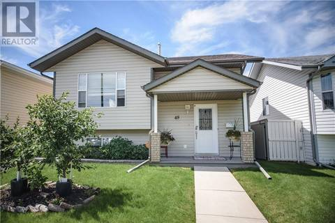 House for sale at 48 Drummond Ave Red Deer Alberta - MLS: ca0172973