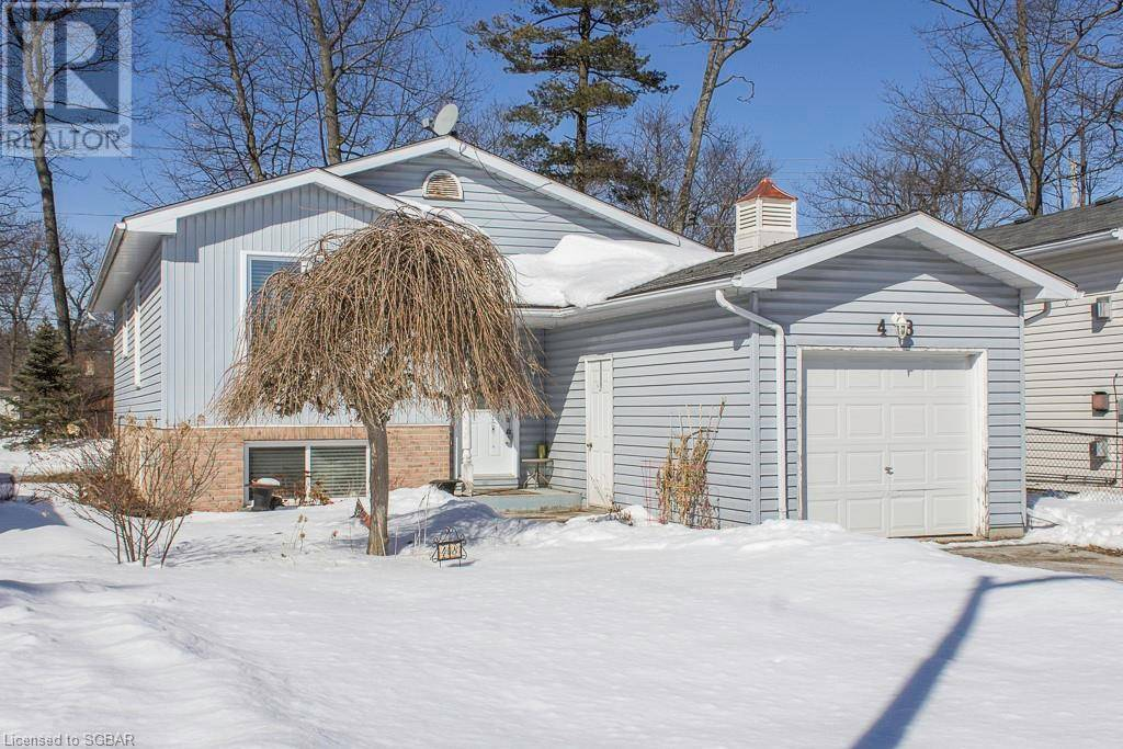 House for sale at 48 Dyer Dr Wasaga Beach Ontario - MLS: 241297