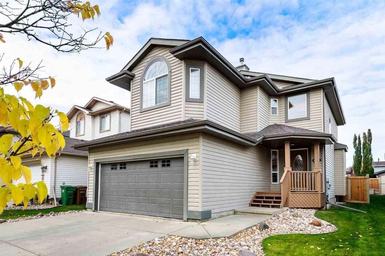 House for sale at 48 Eldorado Dr St. Albert Alberta - MLS: E4217555