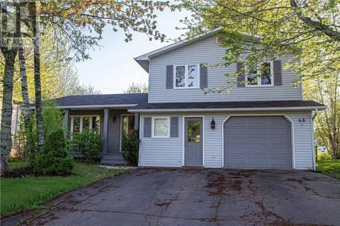 House for sale at 48 Elmhurst Rd Moncton New Brunswick - MLS: M123601