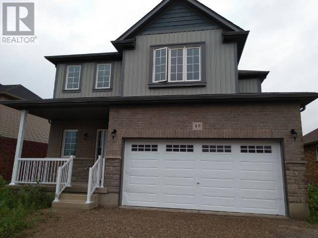House for sale at 48 English Cres Plattsville Ontario - MLS: 30738792