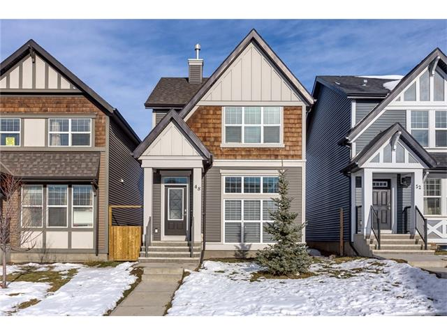 For Sale: 48 Evansridge Circle Northwest, Calgary, AB | 3 Bed, 3 Bath House for $440,000. See 31 photos!