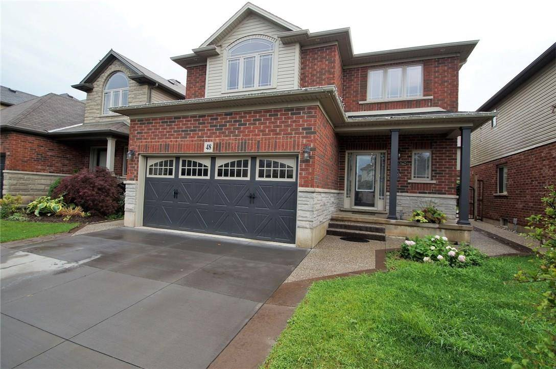 House for sale at 48 Evergreens Dr Grimsby Ontario - MLS: H4060793