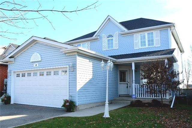 For Sale: 48 Fabian Court, Cambridge, ON | 4 Bed, 4 Bath House for $689,900. See 20 photos!