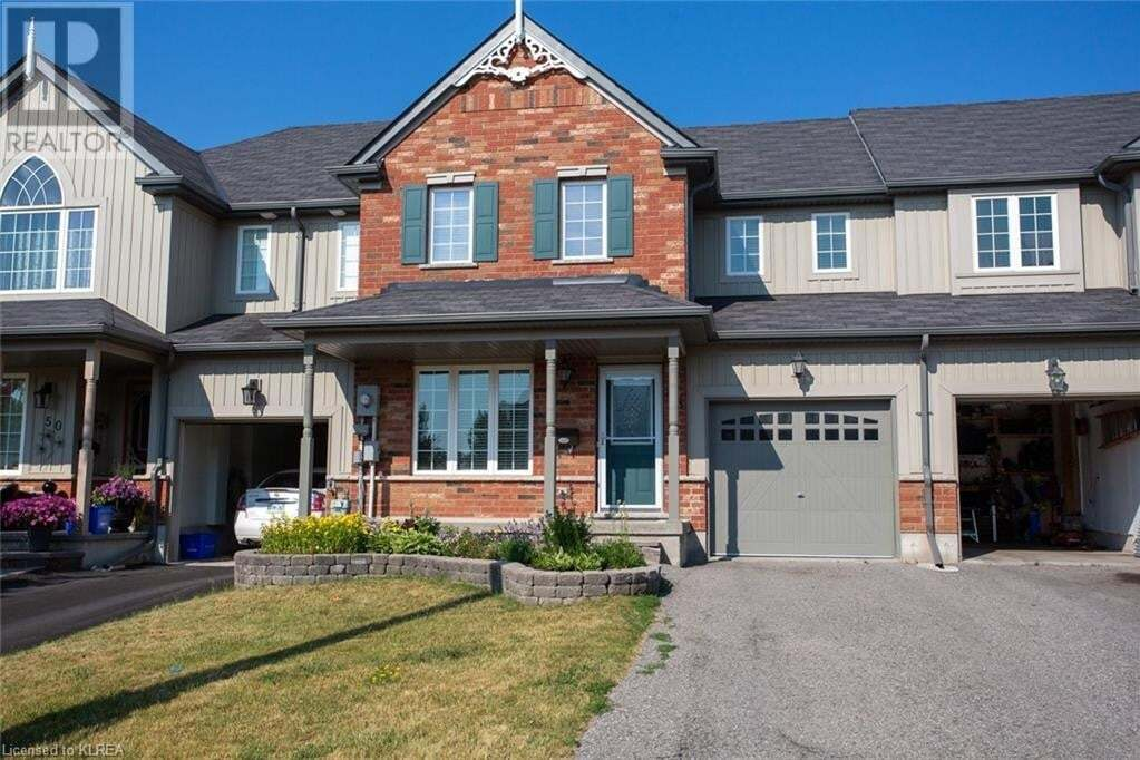 Townhouse for sale at 48 Fallingbrook Cres Lindsay Ontario - MLS: 270381