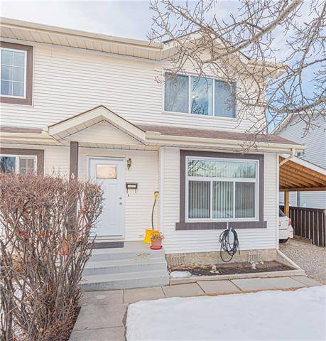 Townhouse for sale at 48 Falshire Wy Northeast Calgary Alberta - MLS: C4287942